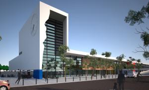 Svømmehall, OPUS arkitekter